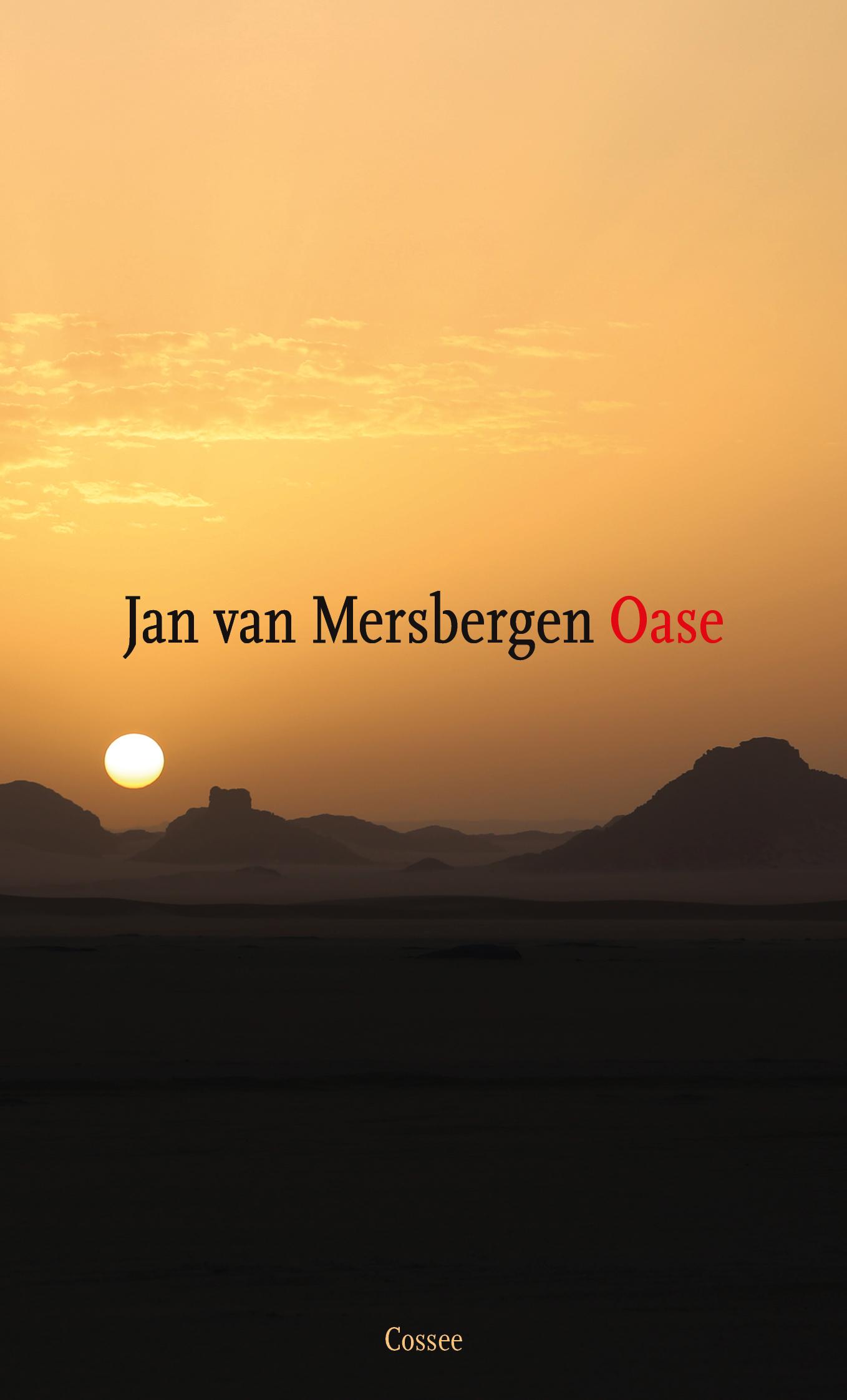 Jan van Mersbergen bij presentatie Buun